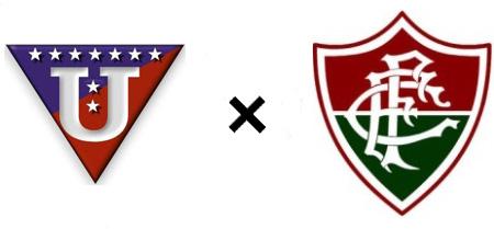 LDU x Fluminense