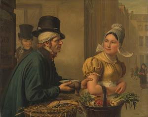 RIJKS: Ignace Brice: painting 1827