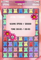 Screenshot of Cake Furby 3 Match Game