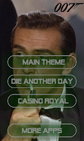 Screenshot of 007 James Bond Sounds Musics