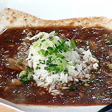 Low-Fat Seafood Gumbo