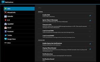Screenshot of Notify Pro