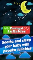 Screenshot of Portugal and Brazil Lullabies