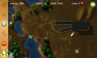 Screenshot of Airport Control