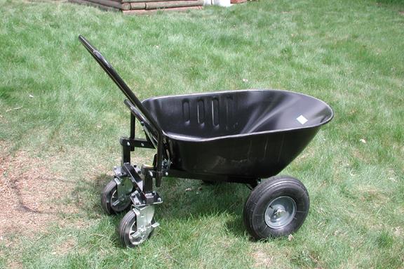 Google Wheelbarrow