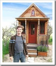 Jay's House - photo for Tumblewheed Tiny House Company