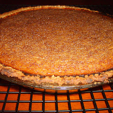 Spiced New England Sweet Potato Pie With a Bourbon Kick