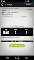 Screenshot of Greenlots