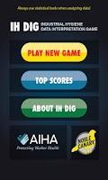 Screenshot of IH DIG