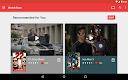 screenshot of Google Play Movies & TV