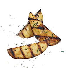 Grilled Potato Wedges