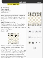 Screenshot of New In Chess Magazine