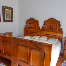 Old bedroom by Stanislav Horacek - Artistic Objects Furniture