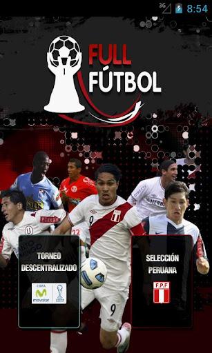 Full fútbol Peruano