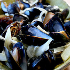 Mussels with Fennel, Lemon, and Belgian Ale Recipe