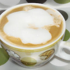 Coffee Foam in Microwave