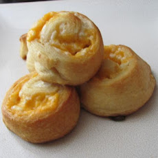 Three-cheese Crescent Rounds