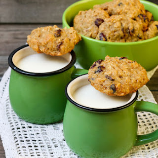 Applesauce Honey Chocolate Chip Cookie Recipes