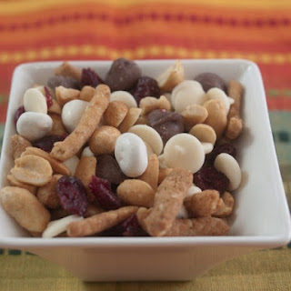 Disappearing Snack Mix