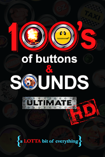 100's of Buttons and Sounds- screenshot thumbnail
