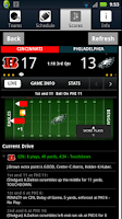 Screenshot of Pro Football Radio & Scores