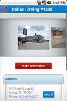 Screenshot of Motel 6