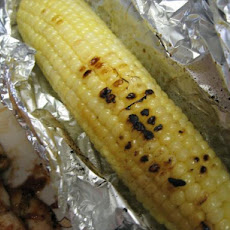 Kittencal's Foil-Wrapped Grilled Corn