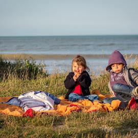 Bro And Sis by Laurent Adien - Babies & Children Children Candids