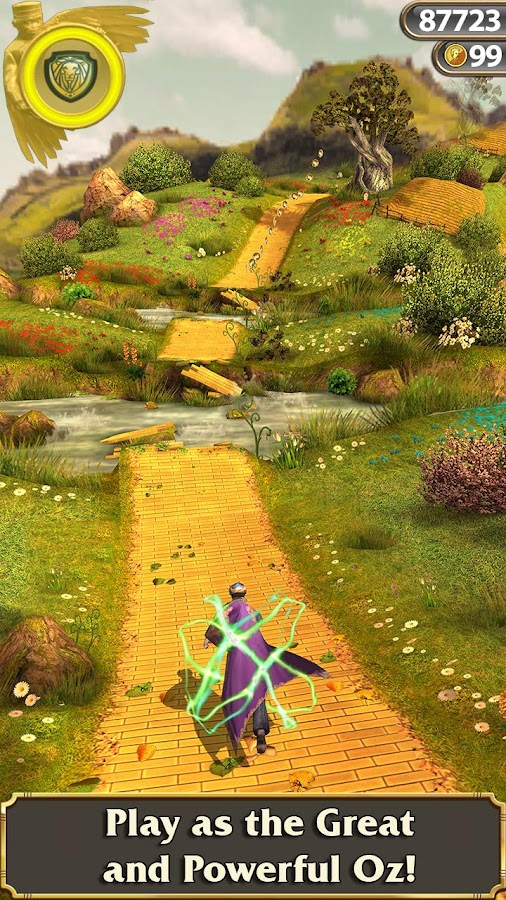 Temple Run: Oz Screenshot 3