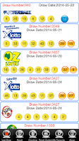 Screenshot of Check OZLotto Pools Free