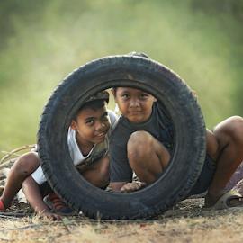 by Tedjo Harjanto - Babies & Children Children Candids