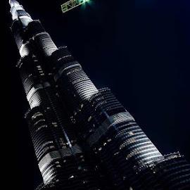 Burj Khalifa, UAE by Jawid Wahidi - Buildings & Architecture Office Buildings & Hotels