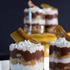 Chocolate Banana Trifle