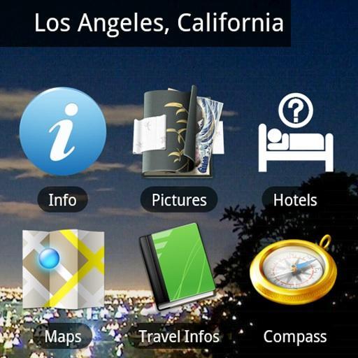 アメリカ·ロサンゼルス 旅遊 App LOGO-硬是要APP