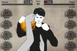 Screenshot of Wing Chun Fighter