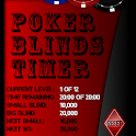 Poker Blinds Timer icon