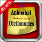 Animated Medical Dictionary icon