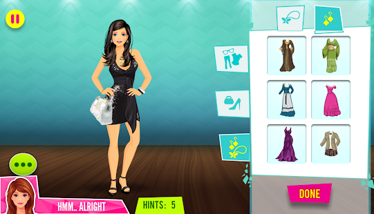High School Fashion Holiday- screenshot thumbnail