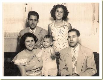 Familia Gomez Grullon