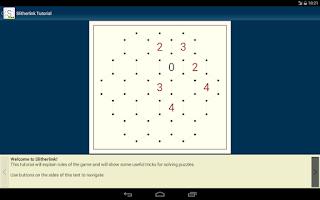Screenshot of Slitherlink (free)