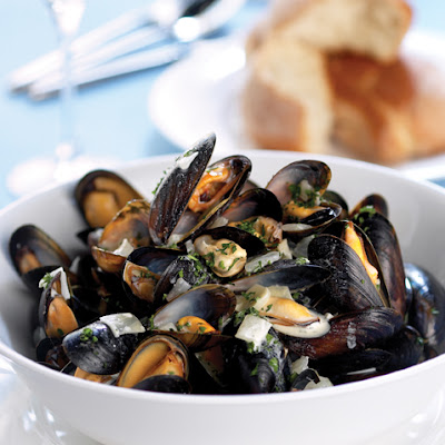 Moules Marinade