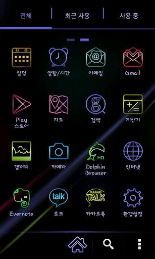Alpha Line GO Launcher EX 個人化 App-愛順發玩APP