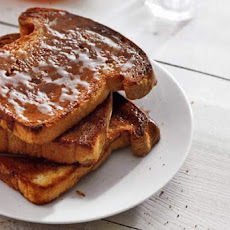 Cinnamon Toast with Butter and Honey Recipe