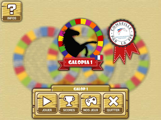 Galopia - Galop 4 - screenshot
