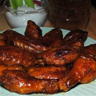 Blue Cheese Chicken Wings
