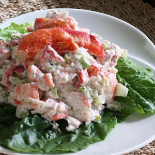 Lobster Fruit Salad Mayonnaise Recipes