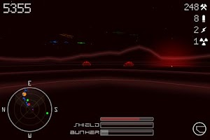 Screenshot of Vector Conflict: The Siege