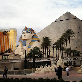Pyramid Las Vegas by Khiya Hillyard - Buildings & Architecture Other Exteriors