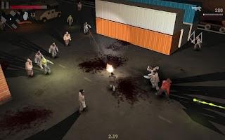 Screenshot of Aftermath XHD
