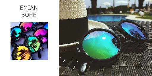 Emian Böhe, gafas de sol hechas en Gerona
